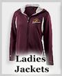 Ladies Jackets & Pullovers