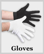 Band and Color Guard Gloves