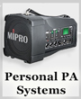 Personal PA Systems