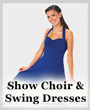 Show Choir & Swing Dresses