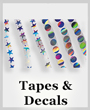 Tapes and Decals