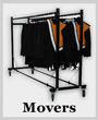 Equipment, Uniform, and Instrument Movers