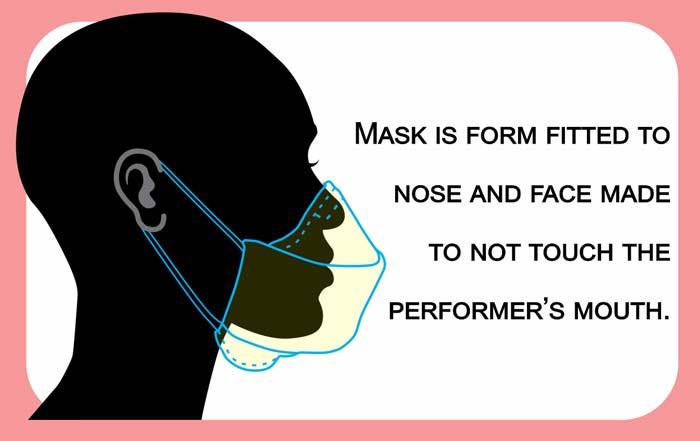 singer mask