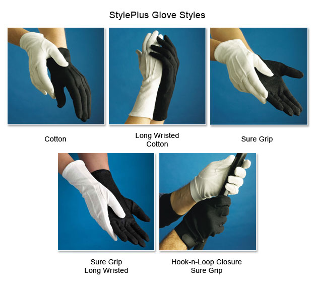 StylePlus Glove Options