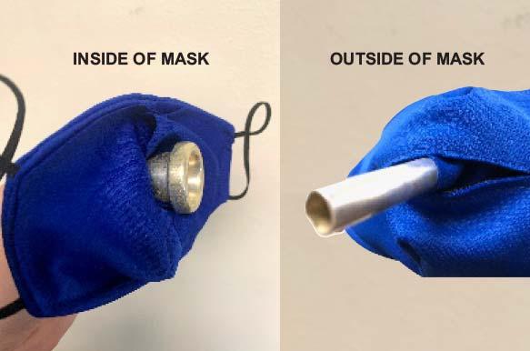 Instrumental mask