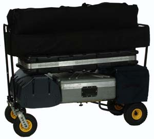 RocknRoller Multi-Cart® 8-in-1 Equipment Transporters - R12 All-Terrain