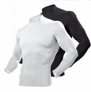 StylePlus CorElements Unisex Stay-Warm Compression Fit Shirt