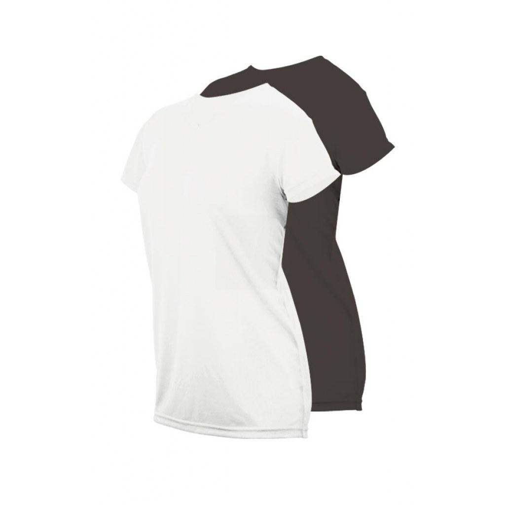 StylePlus CorElements Crew Neck Short Sleeve Shirt
