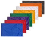 China Silk Double Baton Flags