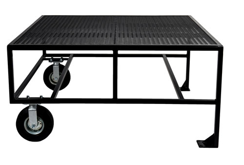 Mobile Stage Box 2 for marching field shows- by Corps Design