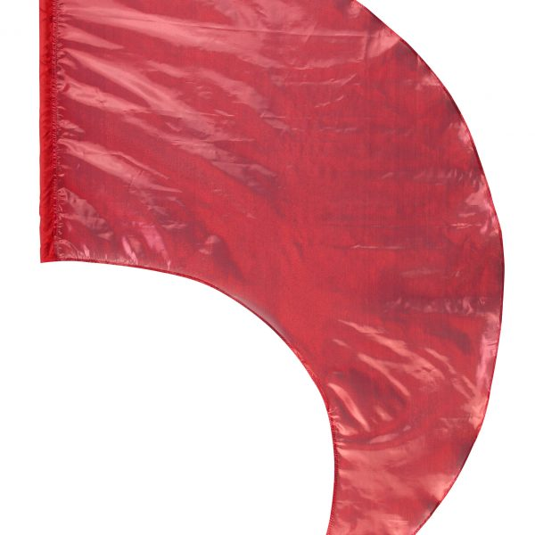 Directors Showcase Red Hologram Swing Flag-CLEARANCE