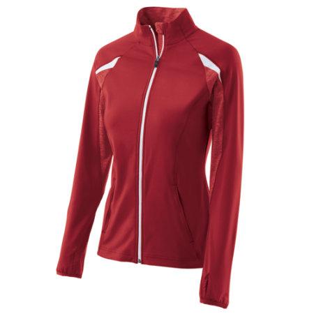 Holloway Sportswear - Style 229463 - Girls Tumble Jacket
