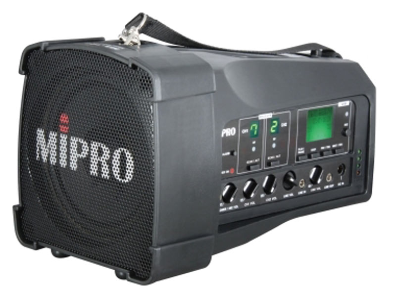 Mipro MA-100db Personal Wireless PA System-Dual Channel