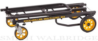 RocknRoller Multi-Cart® 8-in-1 Equipment Transporters - R14 All-Terrain