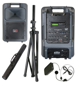 Sound Projections SM-5 Bodypack Wireless Package with Bluetooth