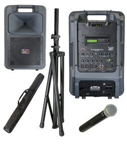 Sound Projections SM-5 Handheld Wireless Package with Bluetooth