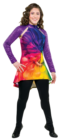StylePlus Spectrum Female Tunic