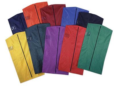 """StylePlus 44"""" Long Nylon Garment Bag"""