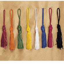 StylePlus Colored Tassels for Traditional Majorette Boot