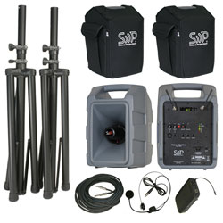 Sound Projections Voice Machine VM-2 Bodypack Wireless Deluxe Package