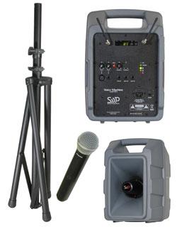 Sound Projections Voice Machine VM-2 Handheld Wireless Package