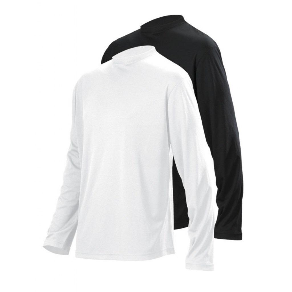 StylePlus CorElements Crew Neck Long Sleeve Shirt