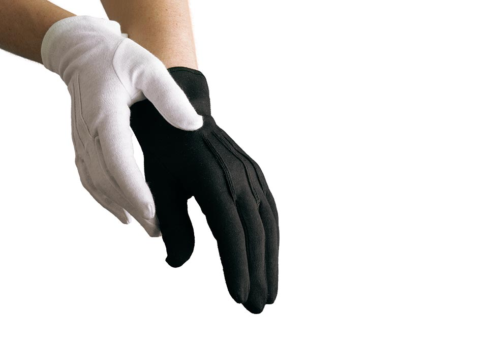 Dinkles Cotton Gloves