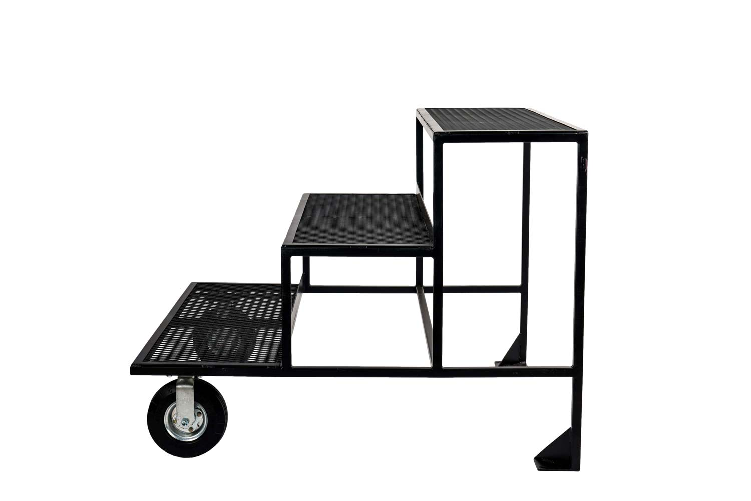 Mobile Stage Box Stair Unit for marching field shows- by Corps Design