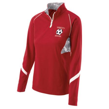 Holloway Sportswear - Style 229324 - Ladies' Tenacity Pullover