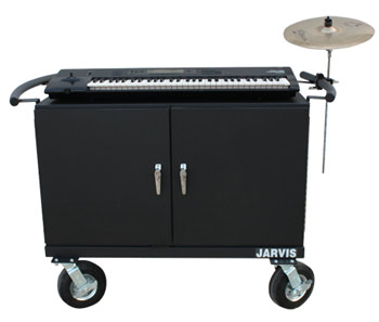 Jarvis - Cabinet Keyboard Mover