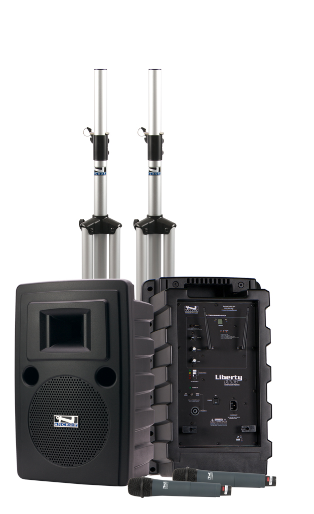 Anchor Audio Liberty Deluxe AIR Package 2