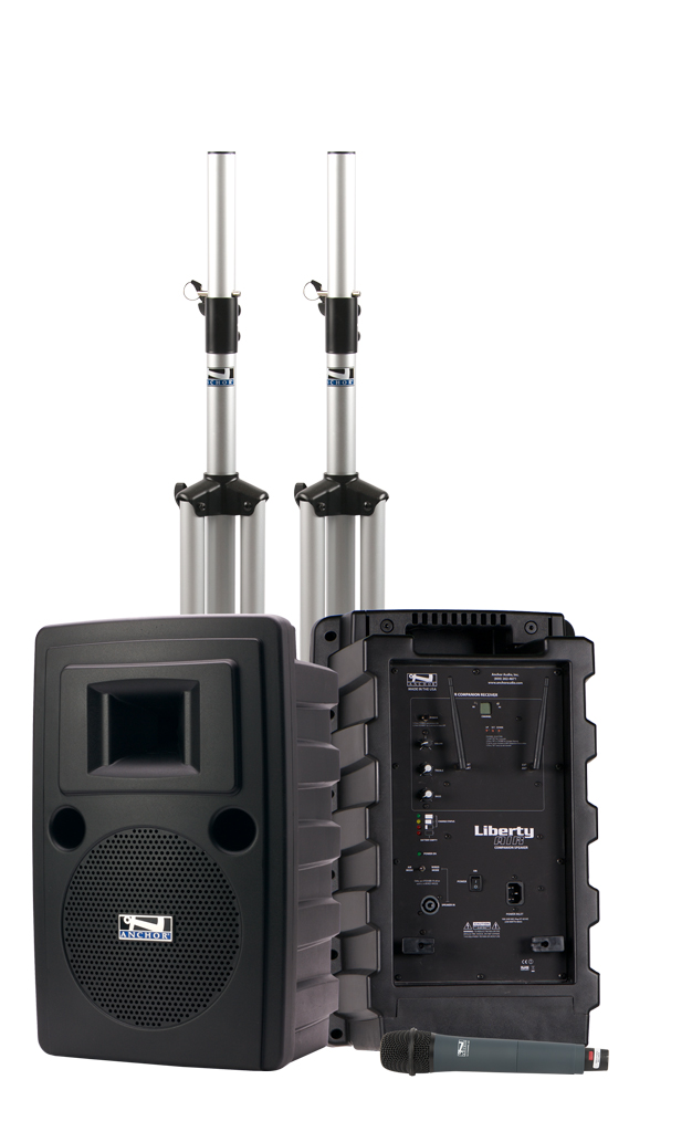 Anchor Audio Deluxe AIR Package 1