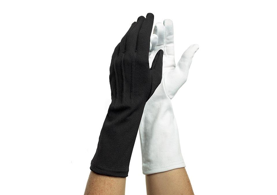 Dinkles Long-Wristed Nylon Gloves