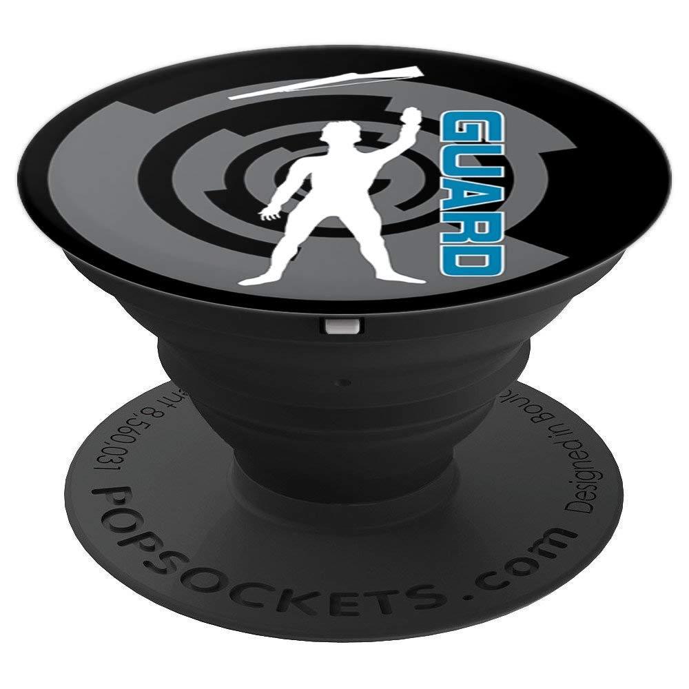 Color Guard Popsocket - Design PS6 Male Silhouette