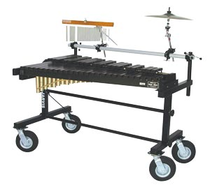 Jarvis - Mallet Mover with Percussion Rack