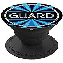 Color Guard Popsocket - Design PS2 Blue