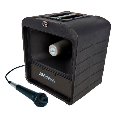 Amplivox S680 Mega Hailer PA System