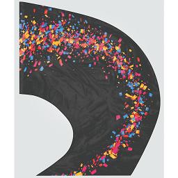 Digital Print Super Swing Flag #803