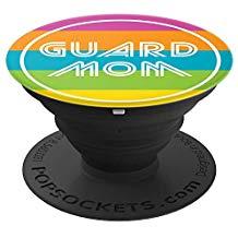 Color Guard Popsocket - Design PS4 Guard Mom