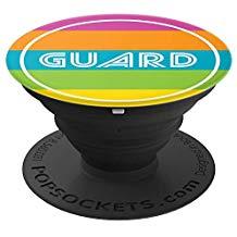 Color Guard Popsocket - Design PS3