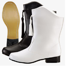 StylePlus Traditional-Majorette Boots (Leather)