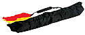 6' Super Strength Flag Pole Carrying Case