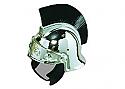 Marching Band Spartan Helmet