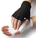 Dinkles Half-Finger Nylon Gloves