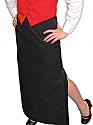 Floor Length Concert Tuxedo Skirt