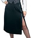 """""""Side Slit"""" Concert Tuxedo Skirt"""