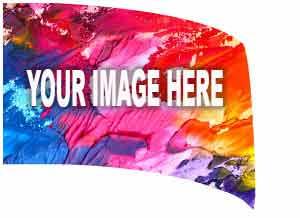 Custom Digital Flag-36 x 54- Customer Provided Artwork